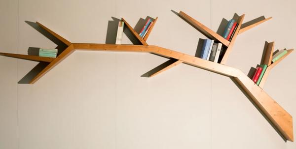 Libreria a ramo d\'albero